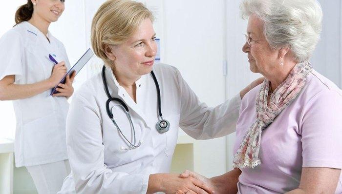 Прием и консультация онколога