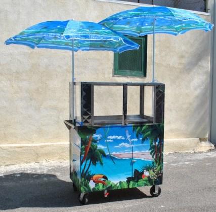 Kareem Carts Fruit Carts