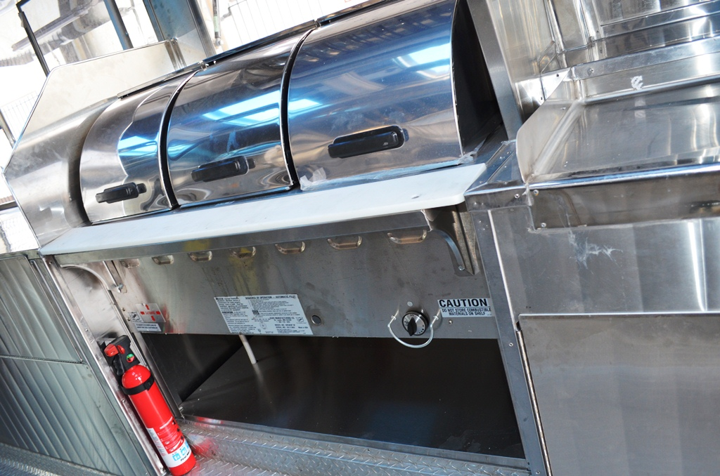 Catering Food Truck By Kareem Carts Manufacturing