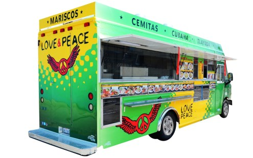 latino food truck
