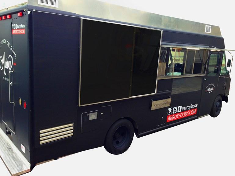 Thai Fusion Cuisine Food Truck