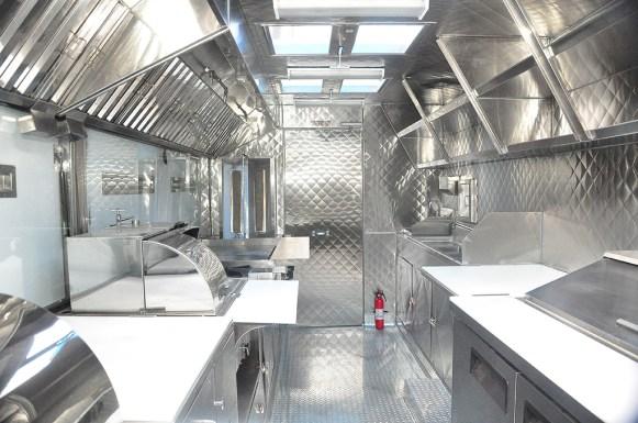 Food truck by Kareem Carts
