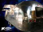 Airstream converted to food truck