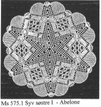 Syv Søstre I  Abelone  1