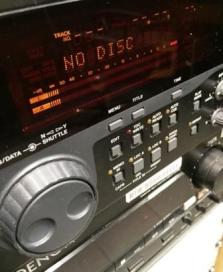Tascam MD player