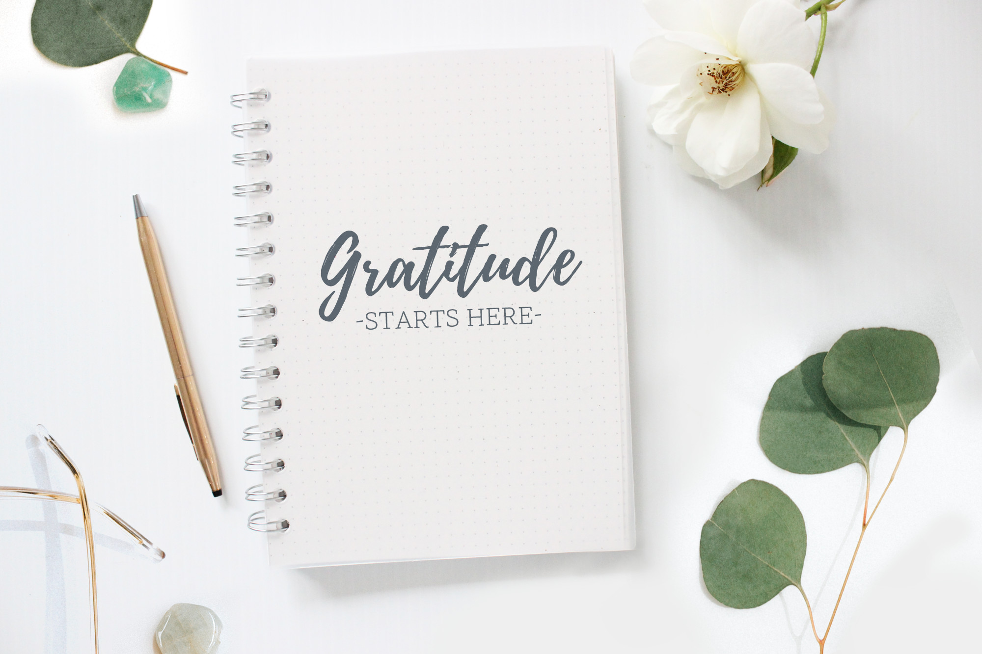 Her Likes This Gratitude Journal Template