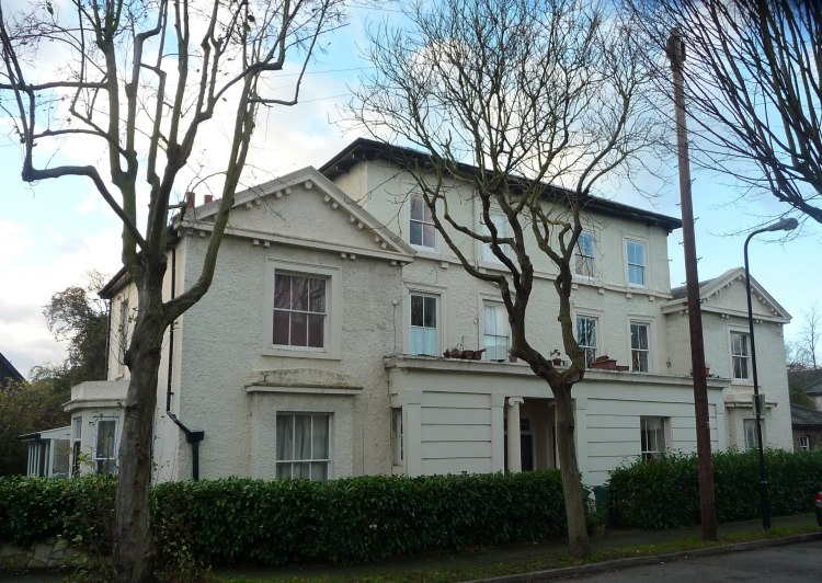 The Chestnuts, Bishops Close, one of the historic houses of Walthamstow