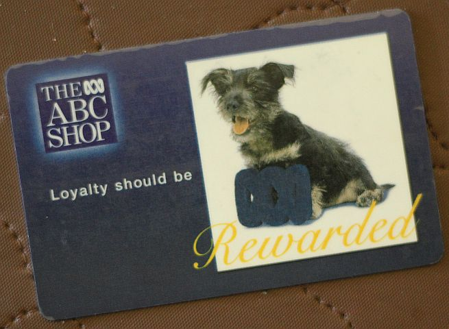 abc loyalty card