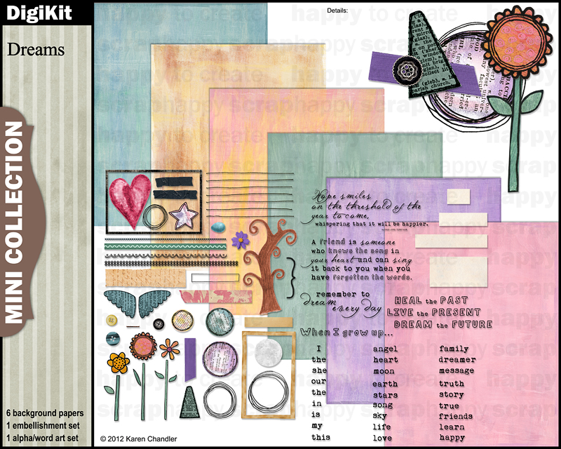 Digital Art Journaling (5/6)