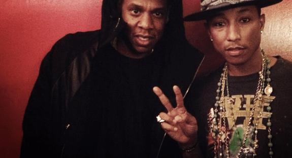 Jay Z, Pharrell