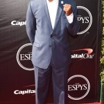 Boxing Legend Evander Holyfield at the 2015 ESPYs Awards