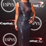 Rocsi Diaz at the 2015 ESPYs Awards