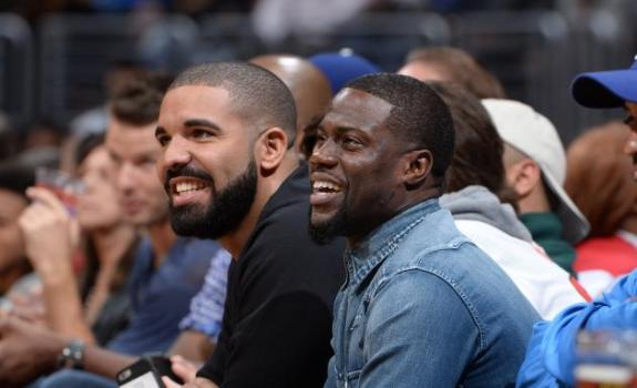 drake and kevin hart to coach 2016 nba celebrity all star game