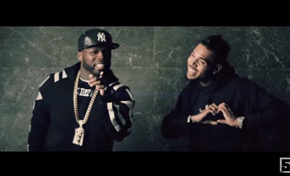 Chris Brown - 50 Cent