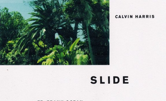 Calvin Harris Slide Frank Ocean Migos