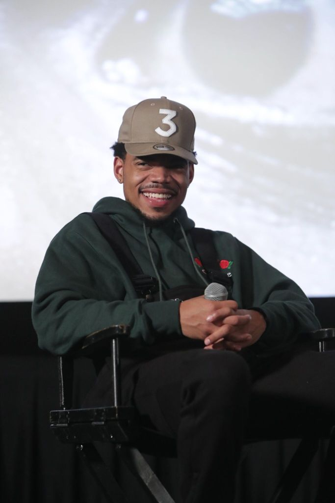 chance the rapper get out screening