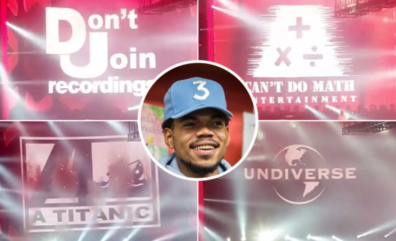 Chance The Rapper Apologizes To Dr. Dre Aftermath