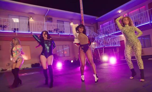 Fifth Harmony Down Music Video