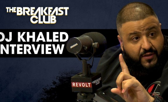 dj khaled breakfast club 2017