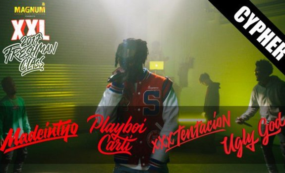 Playboi Carti, XXXTentacion, Ugly God, Madeintyo XXL Freshman Cypher