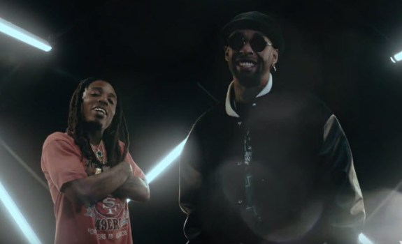 Jacquees BED Remix Music Video Ty Dolla Sign Quavo