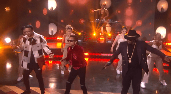 French Montana Swae Lee Puff Daddy Ellen Performance