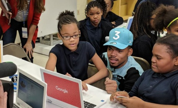 chance the rapper google socialworks