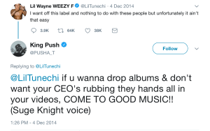 A Comprehensive Look At The Drake vs. Pusha T Timeline