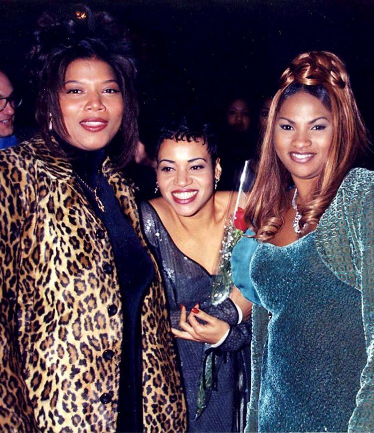 Lifetime Partners With Queen Latifah & More On Salt-N-Pepa Miniseries & Clark Sisters Biopic