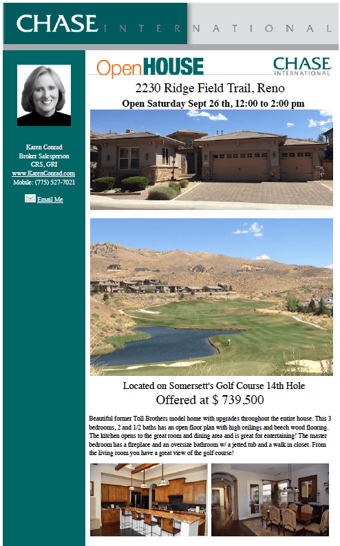 Somersett Golf Community Karen Conrad