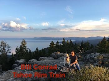 Bill Conrad Tahoe Rim Trail