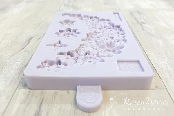 Sugar Flower Garland Mould