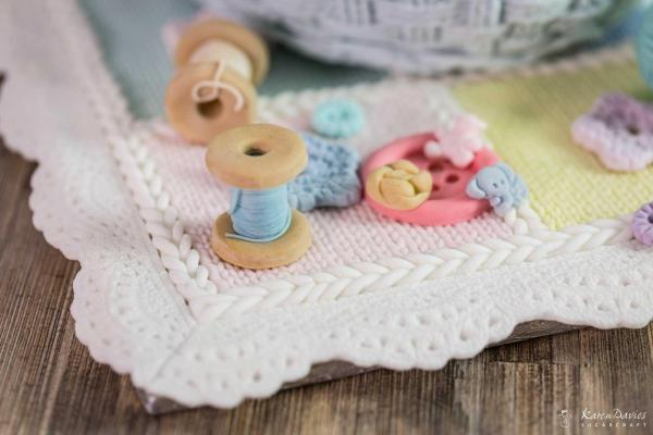 Rustic Cable Knit Mould
