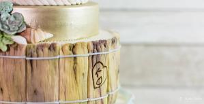 Karen's Cakes - Wedding Cake