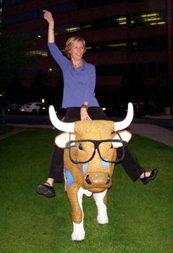 Karen_on_cow_2
