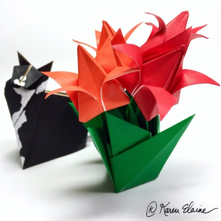 Origami Therapy