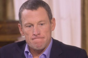 Lance Armstrong apologizes