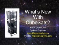 CubeSat Presentation 2017