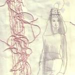 Bold & Baffling -Sketch - 3