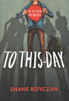 Cover - Annik Press - To This Day - Illustrations by Karen Hibbard