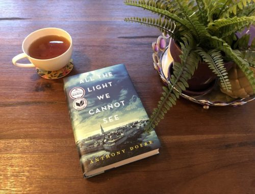 The Secret to Writing Good Sentences, Karen Hugg, All the Light We Cannot See, Anthony Doerr, https://karenhugg.com/2015/11/21/anthony-doerr #novels #books #fiction #France #Paris #writing #AnthonyDoerr #AlltheLightWeCannotSee