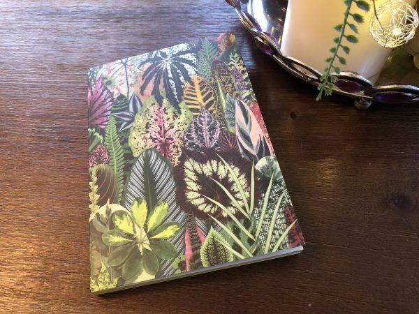 Houseplant Jungle Journal, The Most Effective Way to Keep a Gratitude Journal, Karen Hugg, https://karenhugg.com/2020/02/07/effective-gratitude-journal/ #gratitude #journal #inspiration #howtokeepagratitudejournal #RossGay