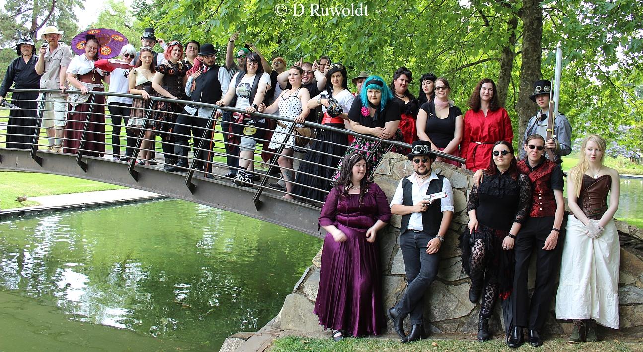 group photo D Ruwoldt