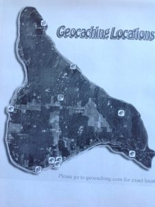 Geocache Map from Google Images