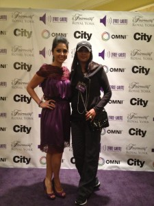 FREE THEM  charity event with Emcee Veronica Chail