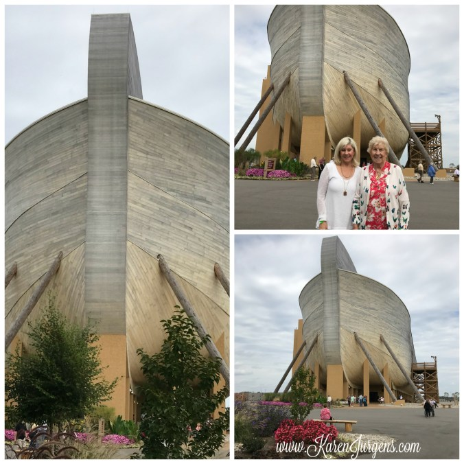 Visiting the Ark Encounter by Karen Jurgens