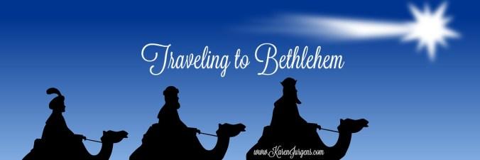 Traveling to Bethlehem by Karen Jurgens