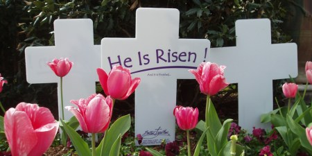 Blessed Resurrection Day by Karen Jurgens
