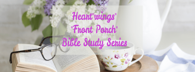 Front Porch Bible Study Series by Karen Jurgens