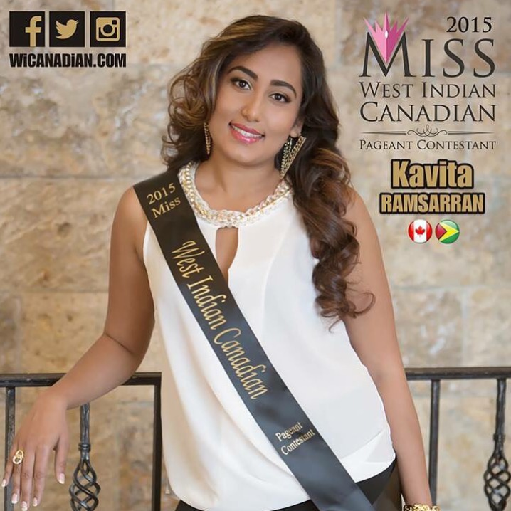 MISS WEST INDIAN CANADA